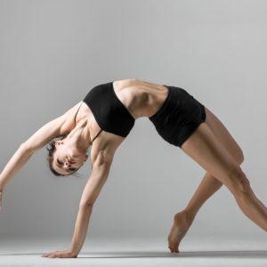 Anatomia jogi - Ruchy boczne